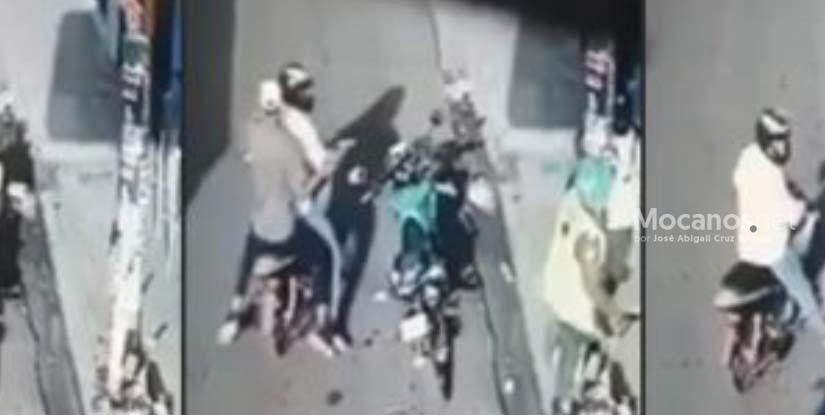 🤯 Video: Asaltan dos agentes de la Digesett
