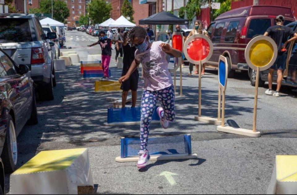 A pesar del COVID-19 retorna este verano el plan 'Open Play Streets' a calles de NYC