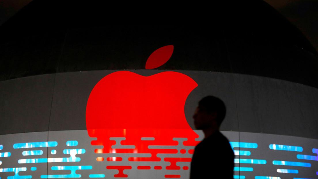 Apple sufre la mayor caída de la historia