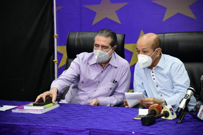 Comité Político del PLD exige a Luis Abinader cesar campaña en contra de exfuncionarios