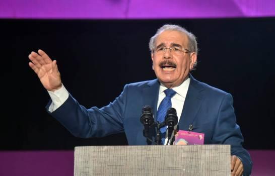 """Danilo Medina: """"En los últimos años no fuimos la mejor versión de nosotros mismos"""""""