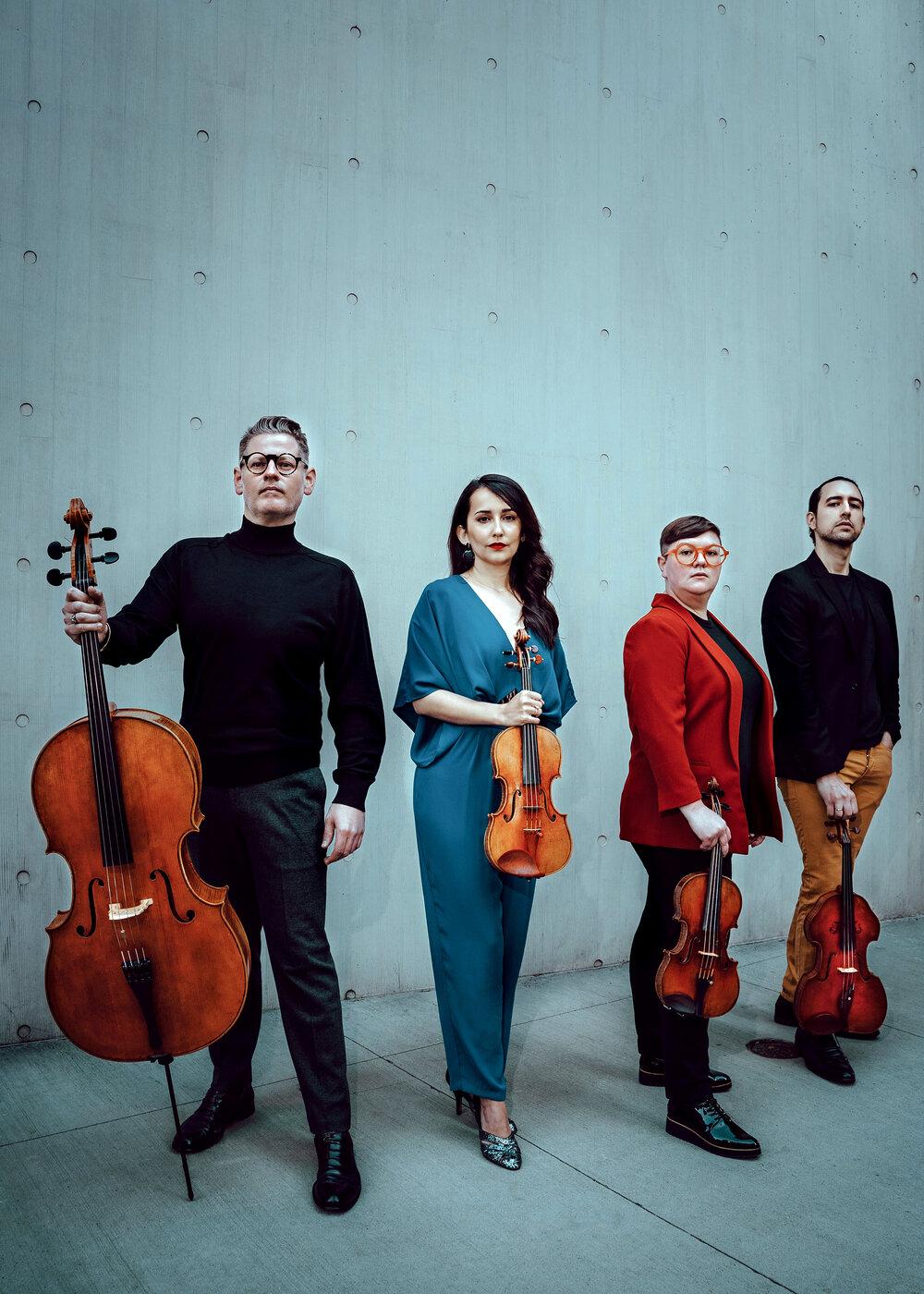 Catalyst Quartet - 8/6/21