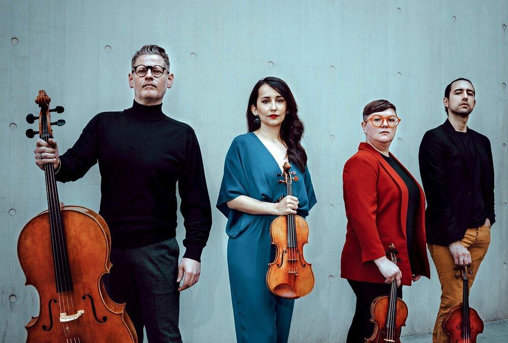 The Catalyst String Quartet
