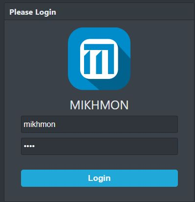 mihkmon login