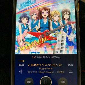 【音】DAP『DX160』Apple Musicとの相性や一日使ってみて少し感想