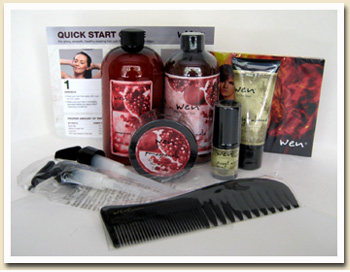 wen by chaz dean deluxe set of hair care products 9 items brand new unopened ebay