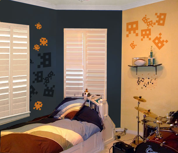 Little Boy Room Design Ideas: Bedroom Themes For A Little Boy