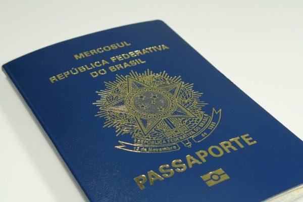 Passporte brasileiro