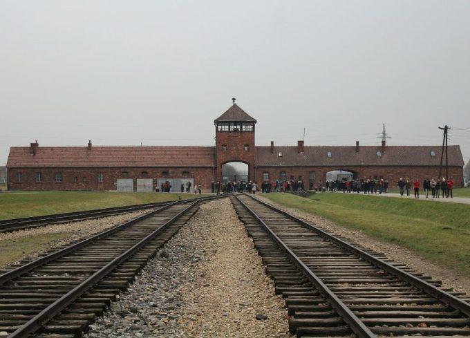 Entrada Auschwitz-Birkerau