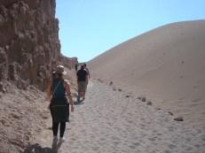 Valle de La Luna, Deserto do Atacama, Chile