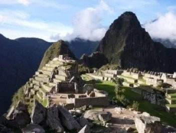 Machu Picchu, destino número 1 para os mochileiros
