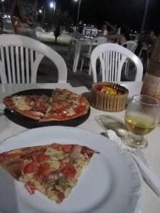 Pizzinha gostosa no Barlavento