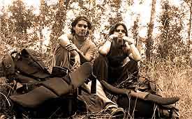 Nelson y Manolo 2005 Mochileros.org