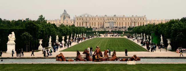 Palacio de Versalles - París