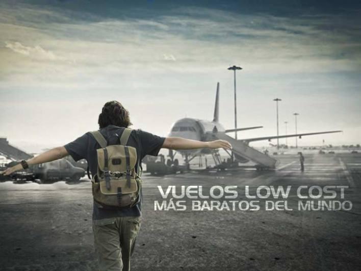 los vuelos low cost mas baratos del mundo