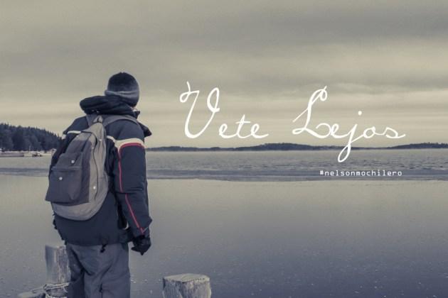 viaja lejos