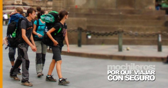 por qué viajar con seguro de viajes para mochileros