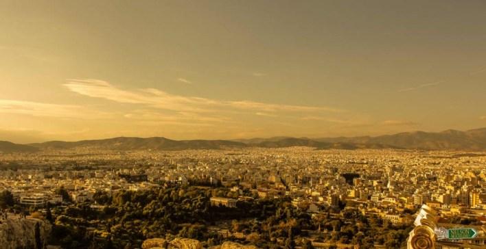 Ciudad de Atenas - Guía de Viaje Mochileros