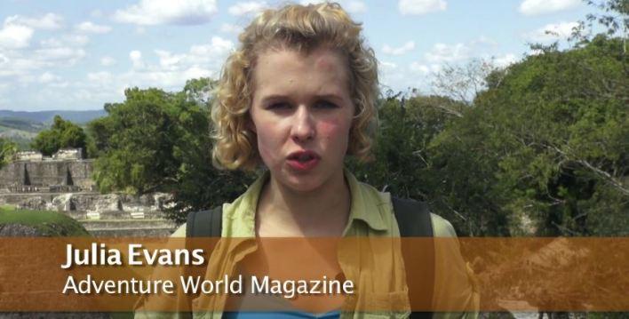 viajera mochilera periodista de viajes