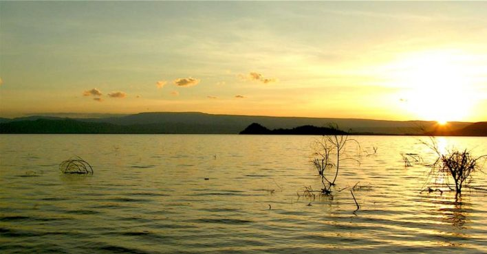 Kenia Lago Baringo - viajar a África