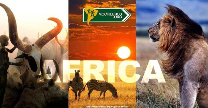 viajar Africa - Safaris