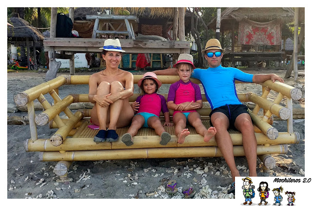 familia gili air