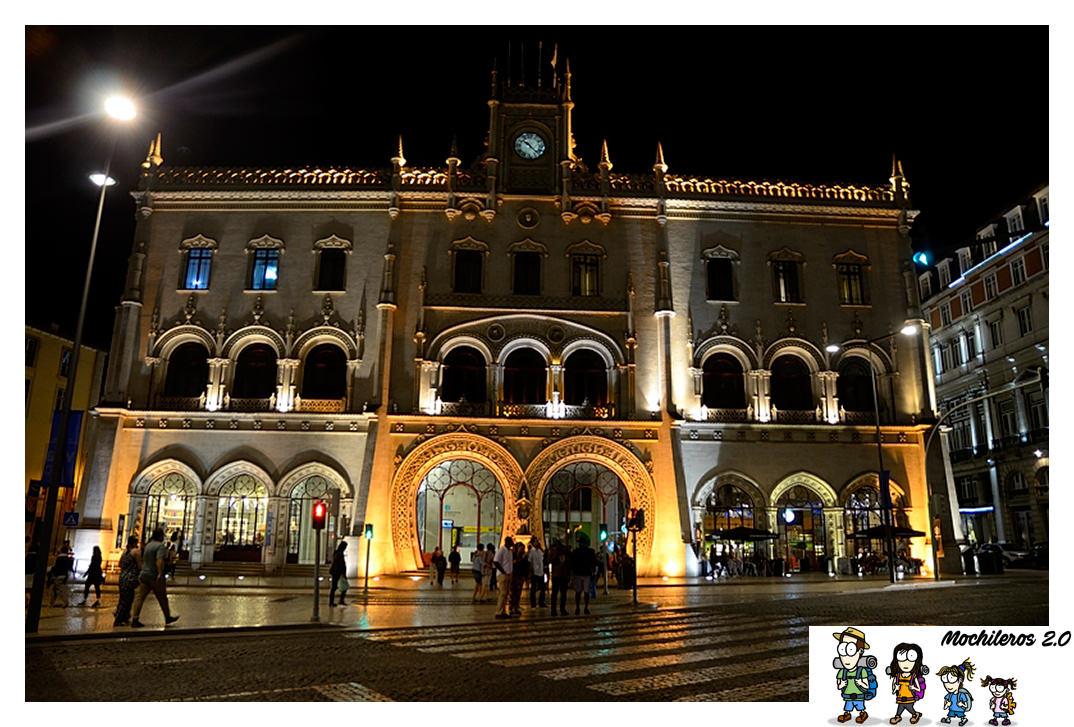 Lisboa: Barrio de La Baixa y Barrio Alto