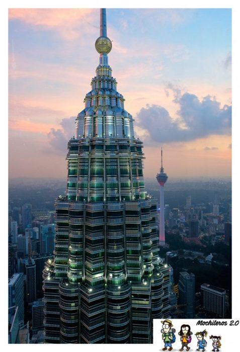 Atardecer Torres Petronas