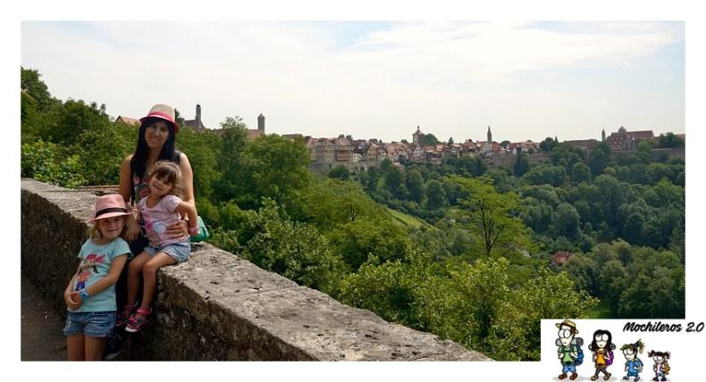 Burggarten Rothenburg