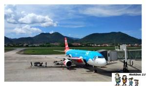 Aeropuerto Internacional de Luang Prabang