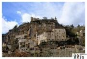 Rocamadour, el SEGUNDO lugar más visitado de FRANCIA