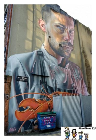 street art belfast