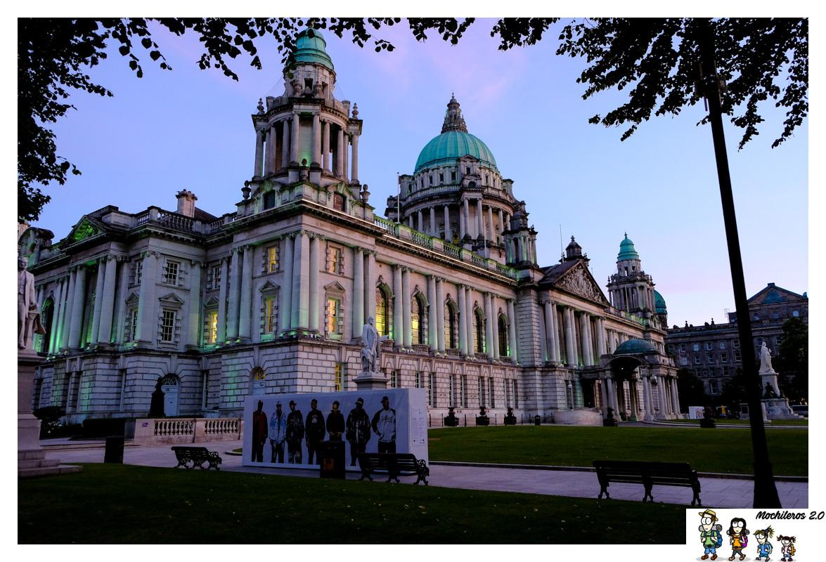 Visita Belfast y descubre porqué se hundió el Titanic