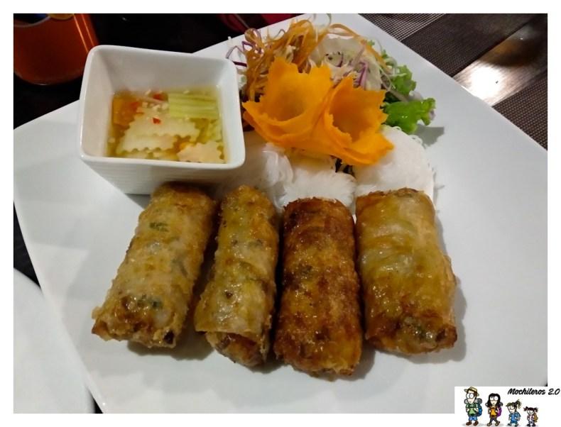 vietnam spring rolls