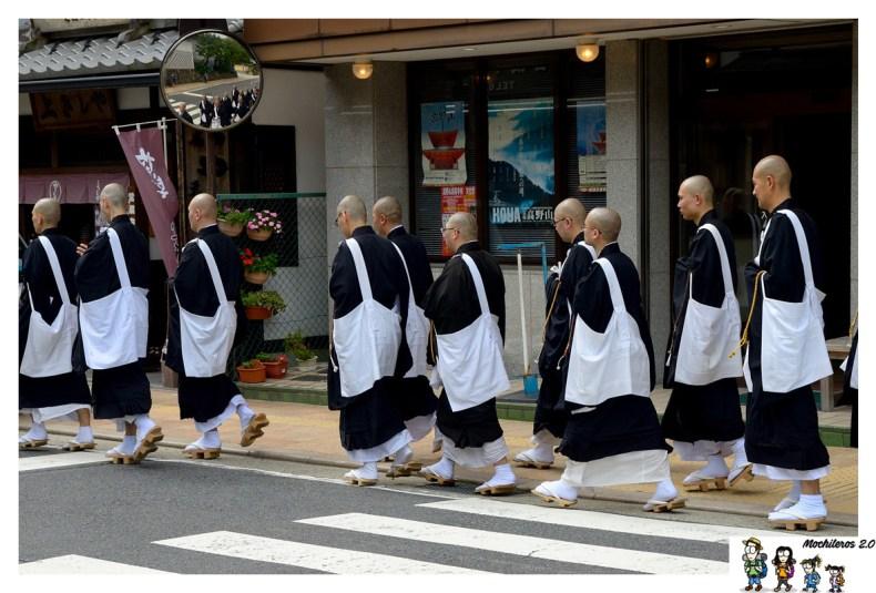 koyasan monjes budistas