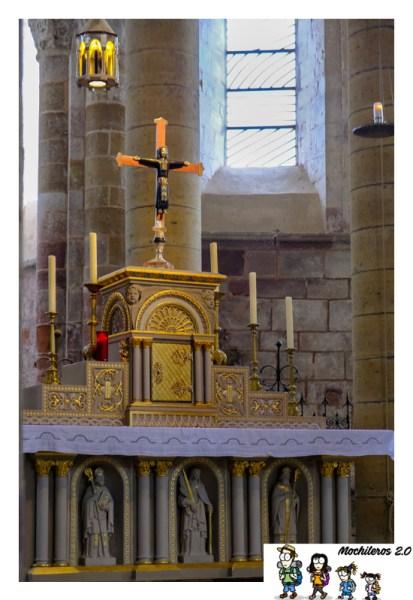 abadia santa fe vidrieras