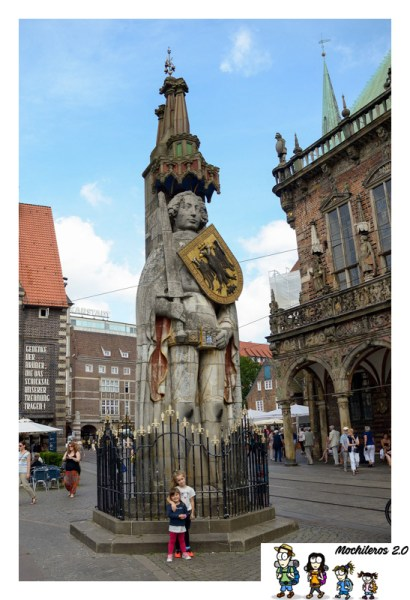 bremen estatua rolando