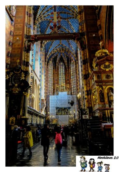 iglesia-santa-maria-cracovia