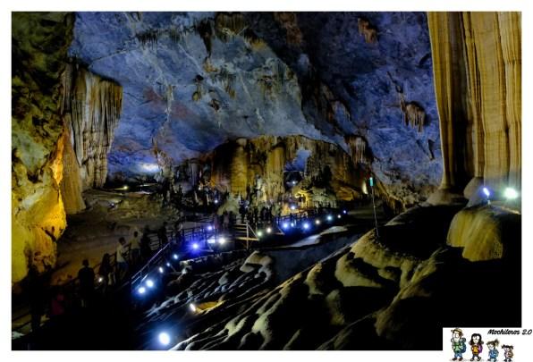 cueva paraiso phong nha