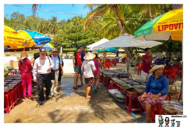 mercado bai huong