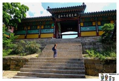 haeinsa templo puerta