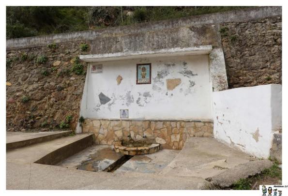 Fuente Virgen de la Luz