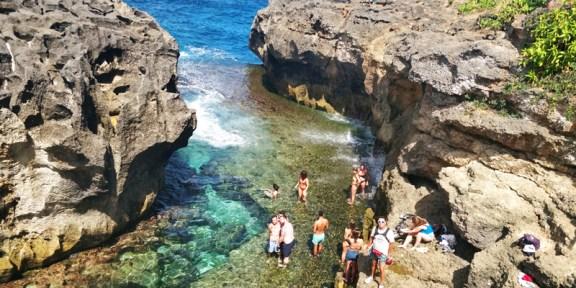 Que hacer Nusa Penida Angels billabong Indonesia playas
