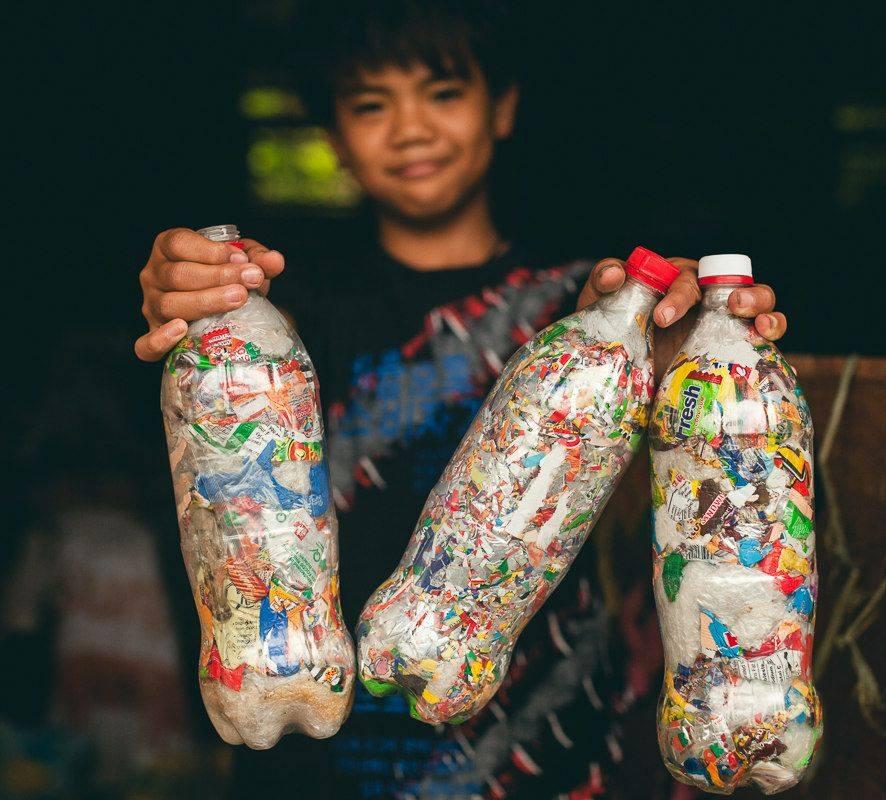 limpieza de playas filipinas proyectos sociales siargao