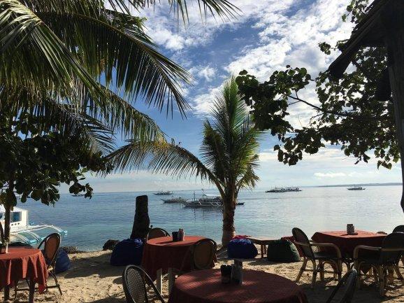 Hostel Malapascua Filipinas centro de buceo