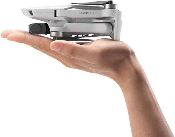 El Mavic Mini es la mejor opcion para viajar con un drone