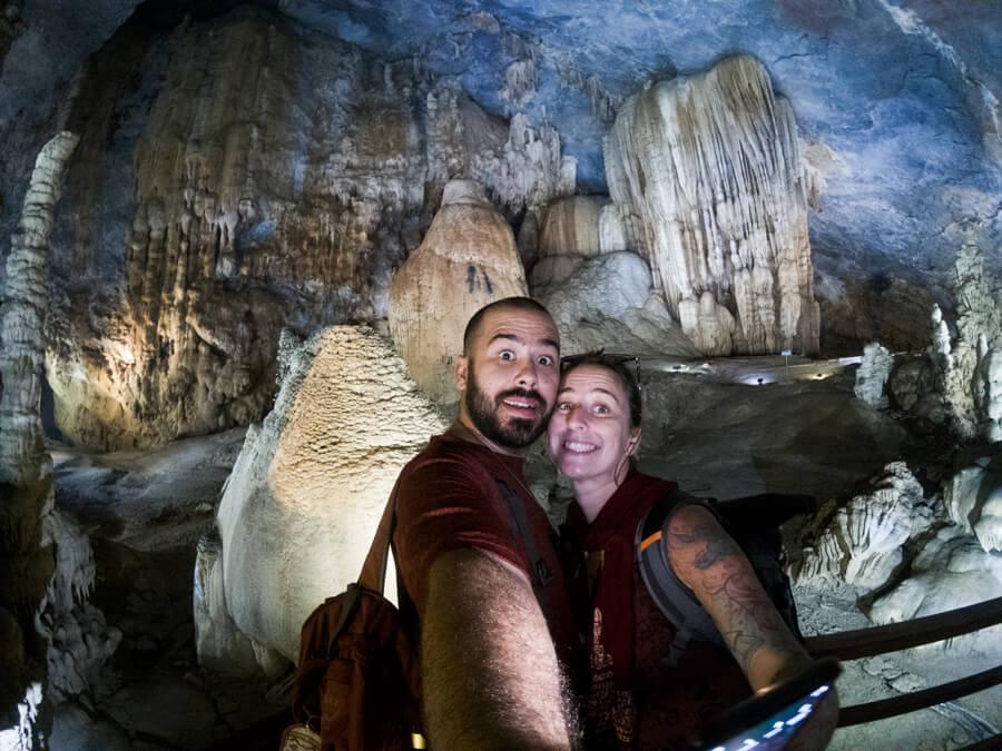 Las mejores cuevas de Phong Nha Vietnam