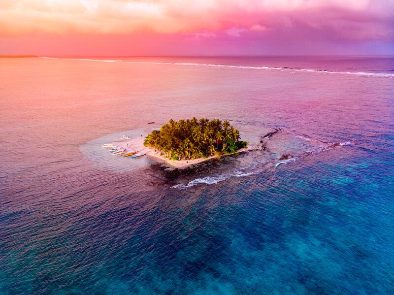 Guyam Island Siargao guia de viaje