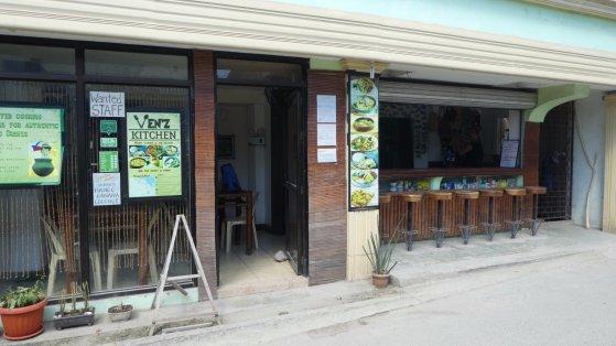 comer en moalboal filipinas