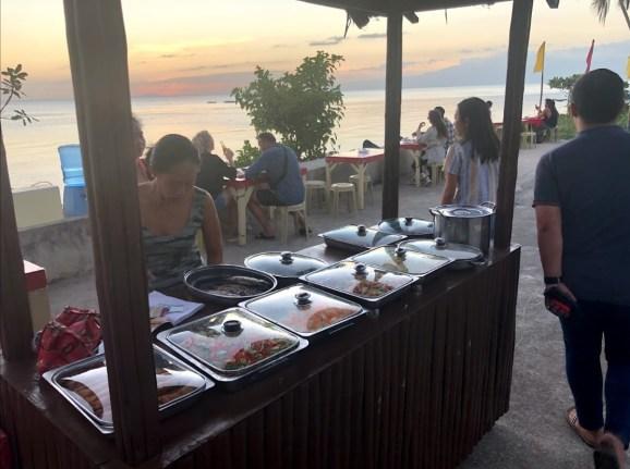Siquijor filipinas donde comer barato